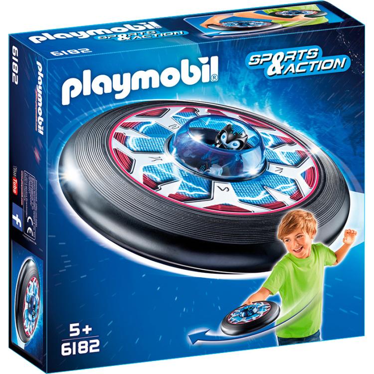 6182 Playmobil Vliegende Schotel met Alienpiloot
