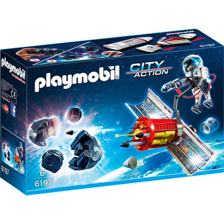 6197 Playmobil City Action Meteoroïde verbrijzelaar