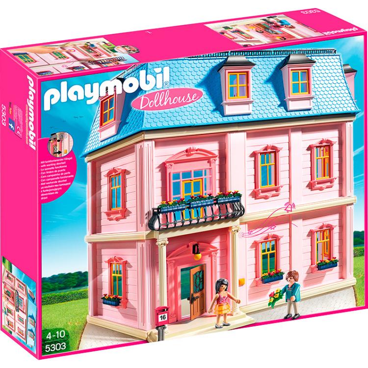 Playmobil Dollhouse Herenhuis 5303