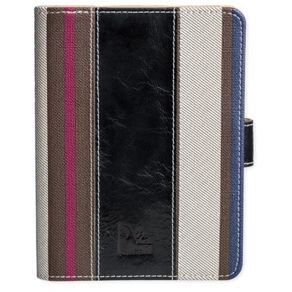 Kobo accessoire Glo Real Leather-fashion blue