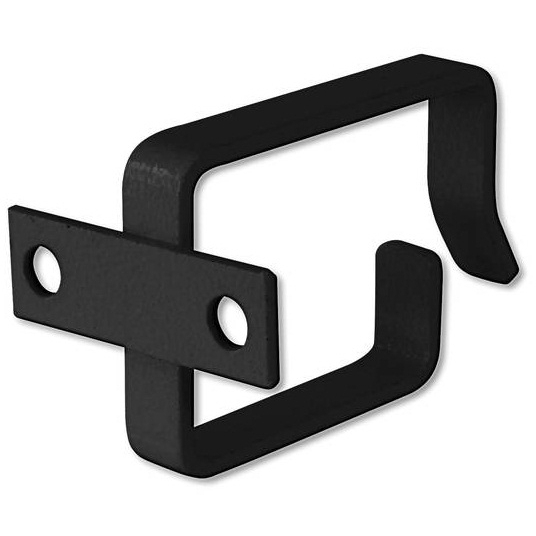 Digitus Cable management rings for 19 cabinets, Black (DN-19 ORG-1-SW)