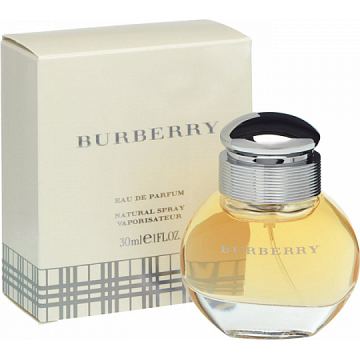 Burberry Eau De Parfum Natural Spray Vaporisateur 30ml