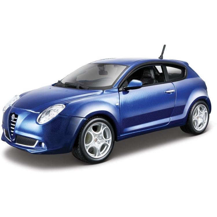 Image of Alfa Romeo Mito 2009 Scale 1:24 (blue)
