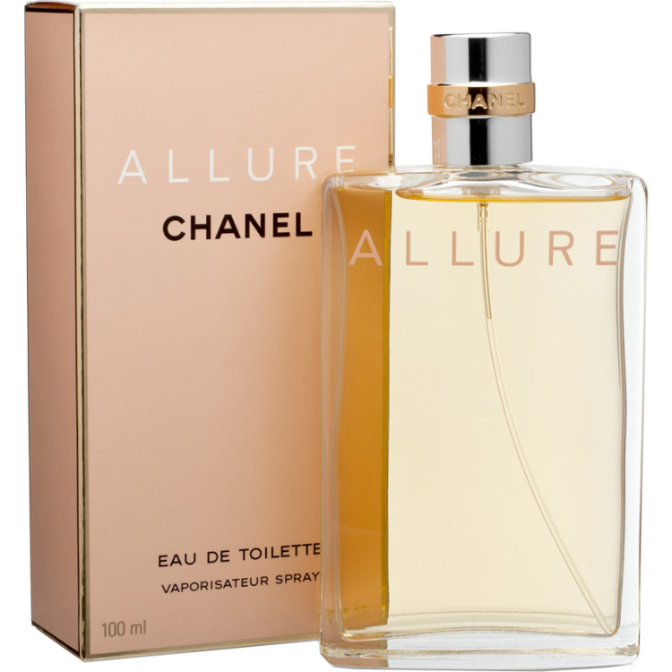 Image of Allure Eau De Toilette, 100 Ml