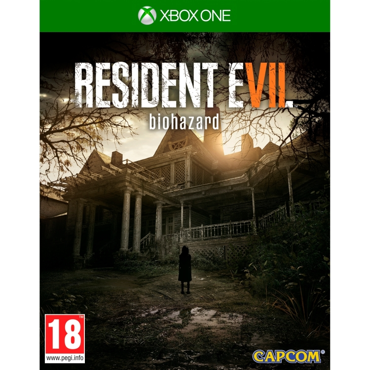 Image of Capcom Resident Evil 7, Biohazard Xbox One