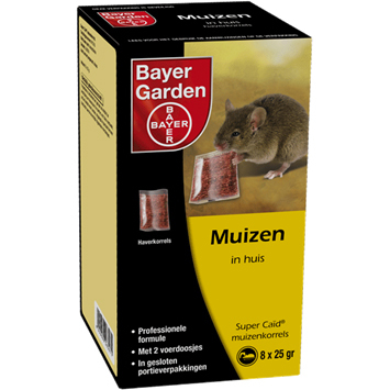Image of MuizenKorrels SuperCaid - 200GR