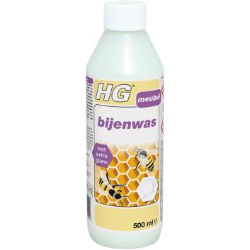 Hg Bijenwas Wit 500ml