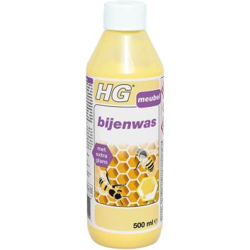 Hg Bijenwas Geel 500ml