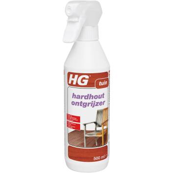 Hg Ontgrijzer Hardhouten Tuinmeubel 500ml