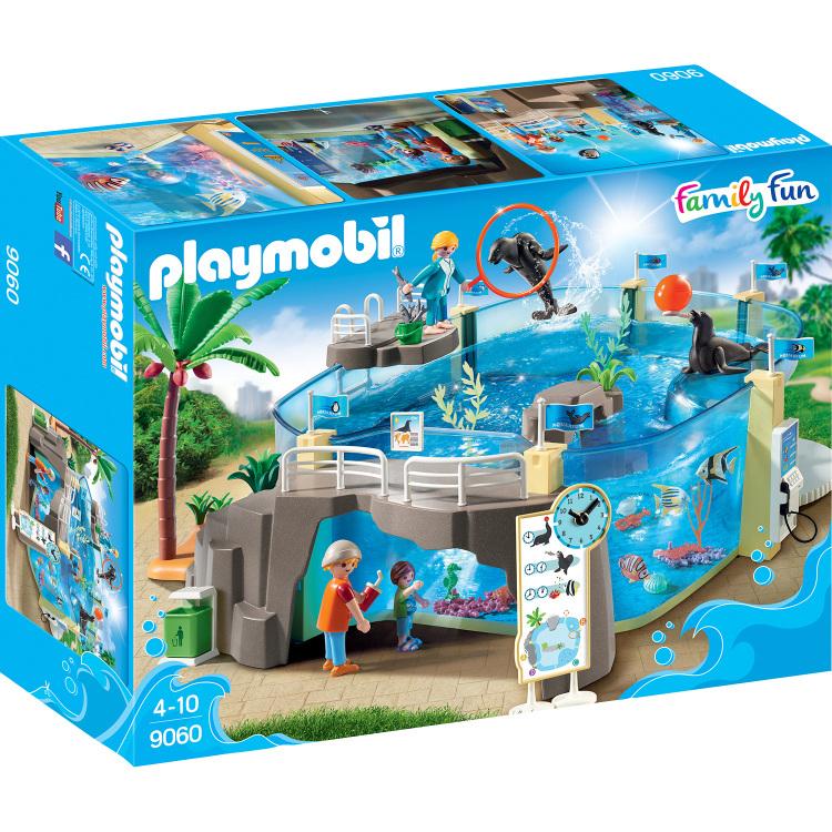 Zee aquarium Playmobil (9060)