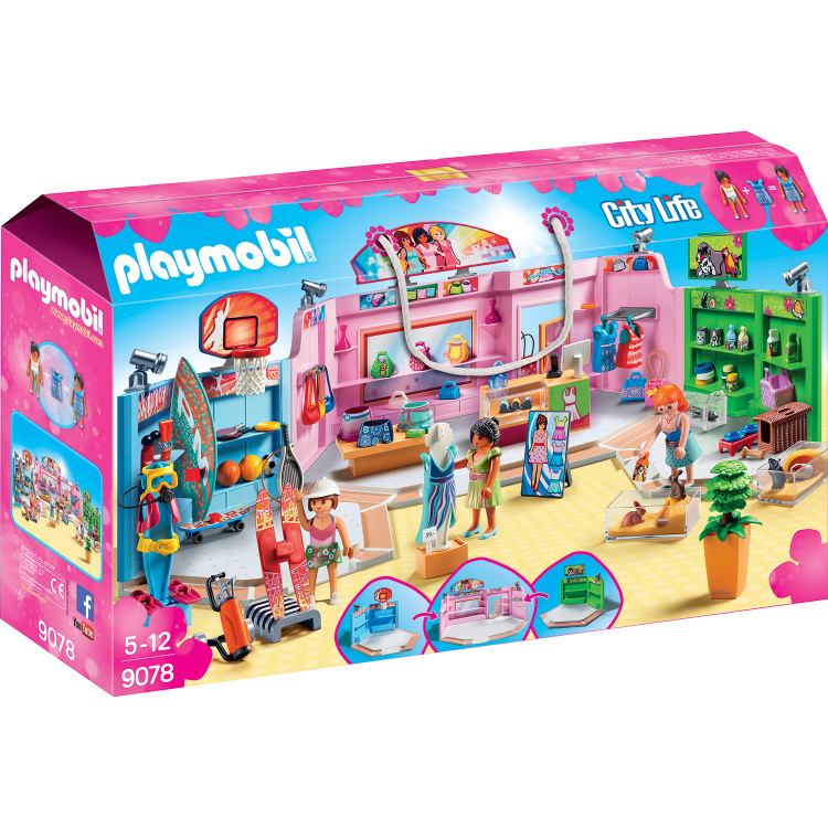 Winkelgalerij Playmobil (9078)