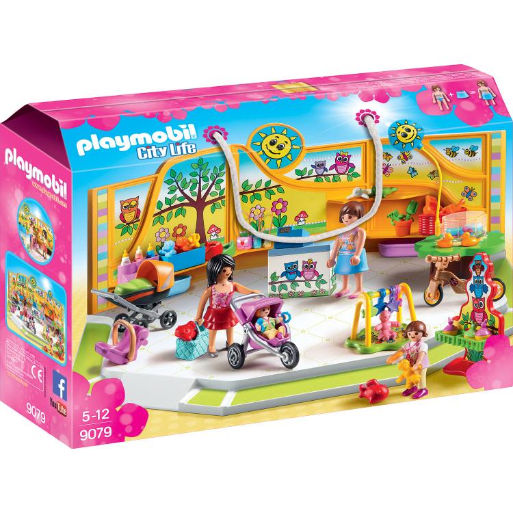 Babywinkel Playmobil (9079)