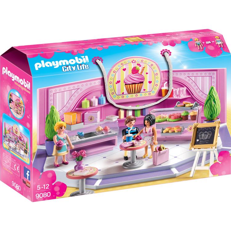 Taartenwinkel Playmobil (9080)