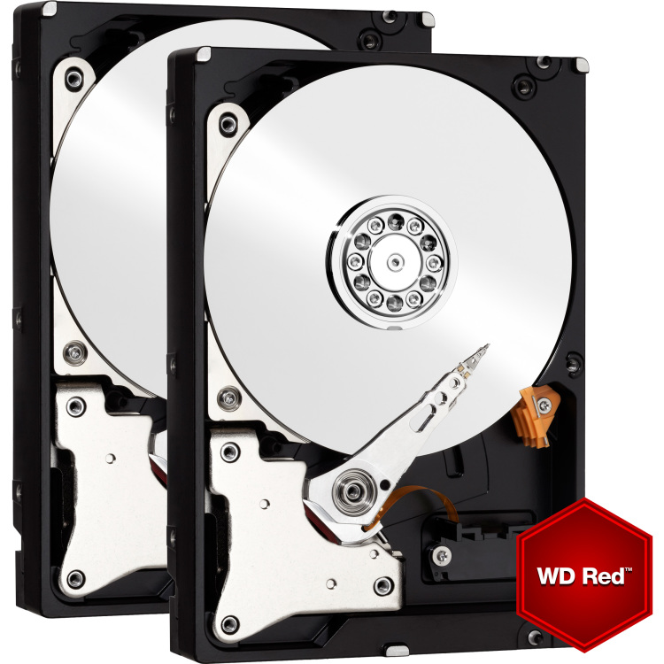 Productafbeelding voor 'Red, 16 TB (2x 8 TB)'