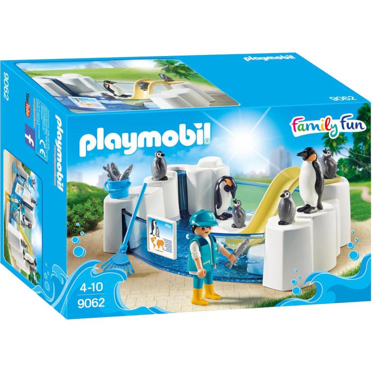 Pinguinverblijf Playmobil (9062)