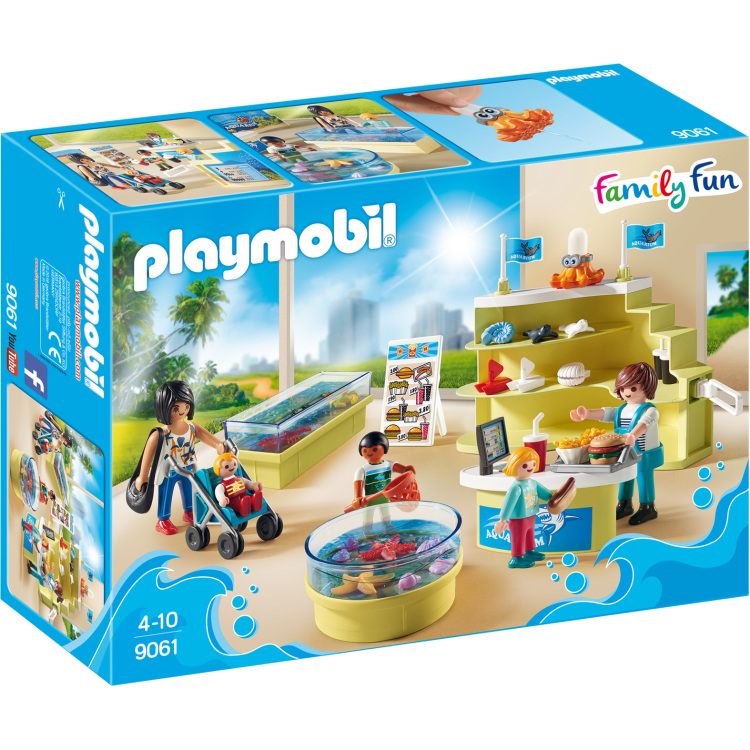 Aquariumshop Playmobil (9061)