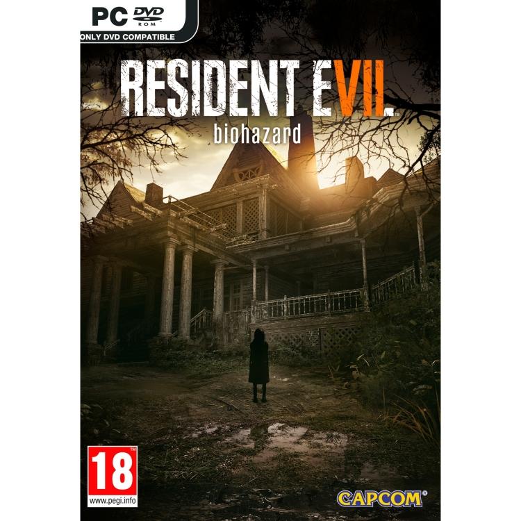 Image of Capcom Resident Evil 7, Biohazard PC