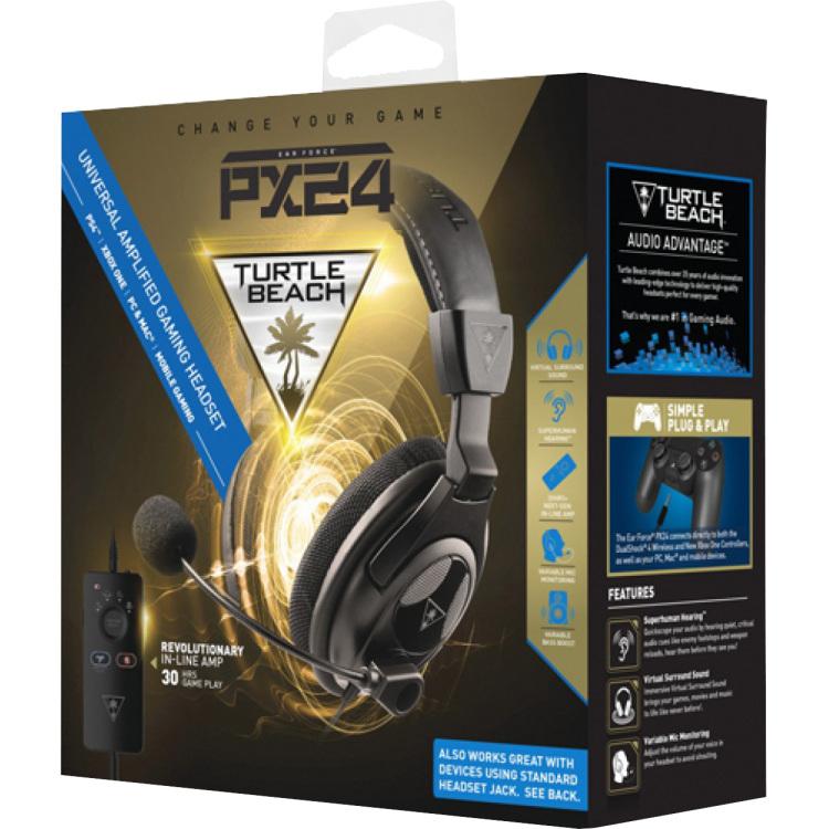 Earforce gaming headset PX24 (Turtle beach)