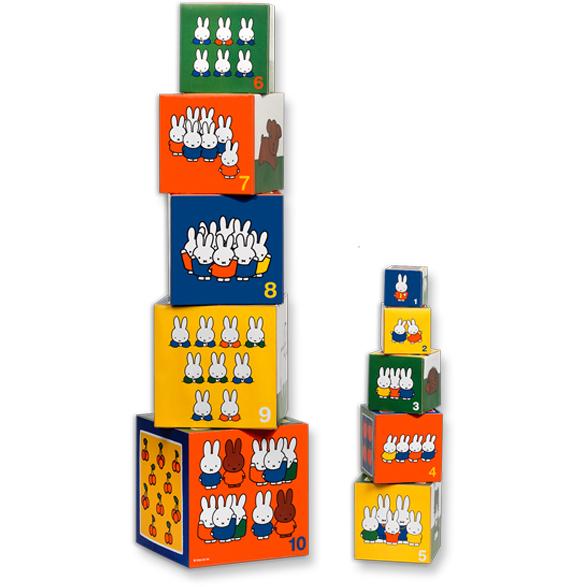 Image of Nijn Stapelblokken