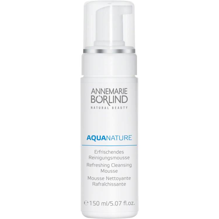 Image of Aquanature Cleansing Mousse, 150 Ml