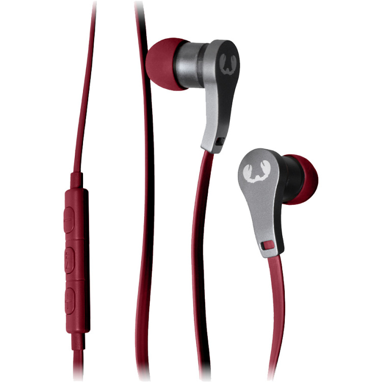Lace Earbuds Ruby