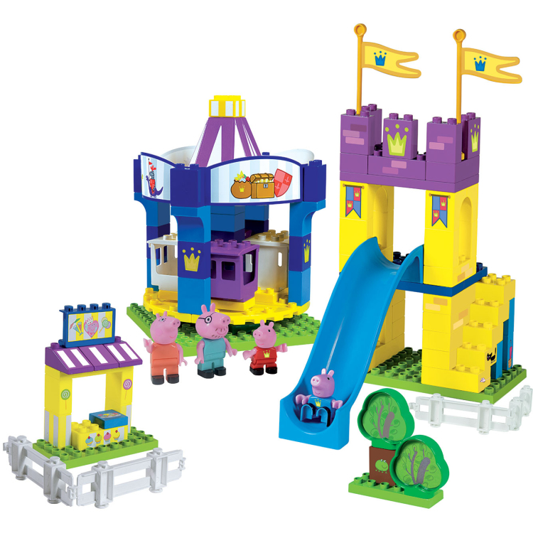 Image of PlayBIG Bloxx Peppa Pig Funpark