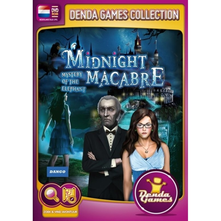 Image of Midnight Macabre, Mystery Of The Elephant