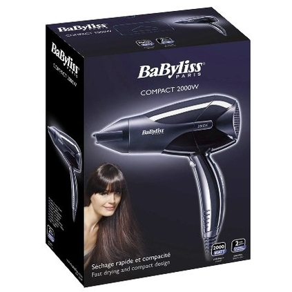 Image of BaByliss compact fohn D212E