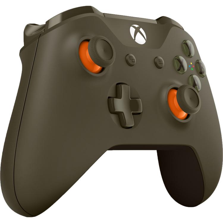 Xbox One Draadloze Controller Militair Groen