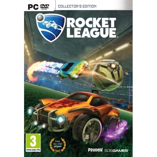 Image of 505 Games Rocket League (Collectors Edition) PC