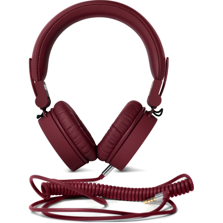 Caps Headphone Ruby