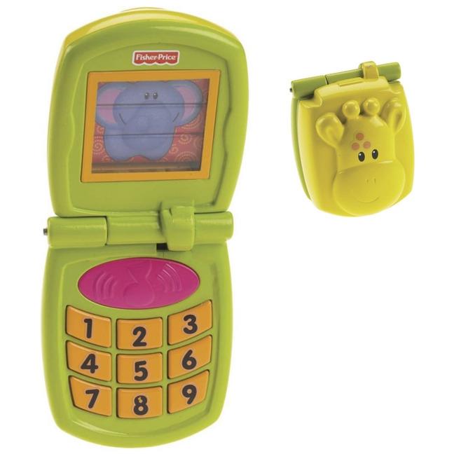 Fisher-Price Grappige Geluidjes Telefoon