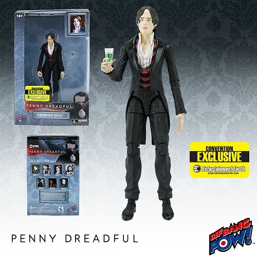Image of Penny Dreadful 6 Inch Actiefiguur - Dorian Gray (convention Exclusive)