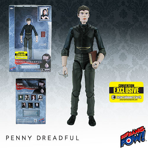 Image of Penny Dreadful 6 Inch Actiefiguur - Frankenstein (convention Exclusive)