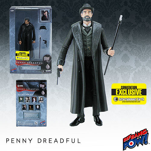 Image of Penny Dreadful 6 Inch Actiefiguur - Sir Malcolm (convention Exclusive)
