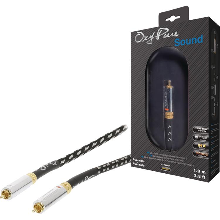 Profigold OXYA4801 coax-kabel