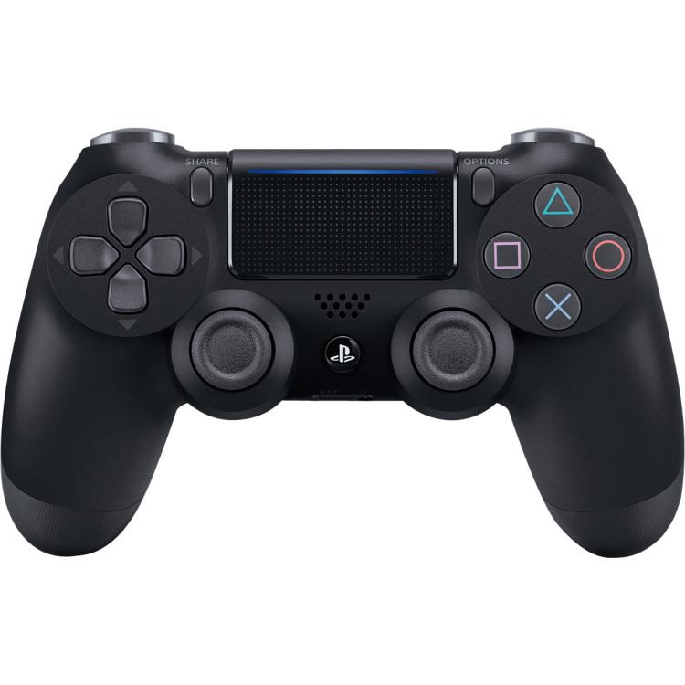 Sony PS4, Wireless Dualshock Controller V2 (Black) (9870050)