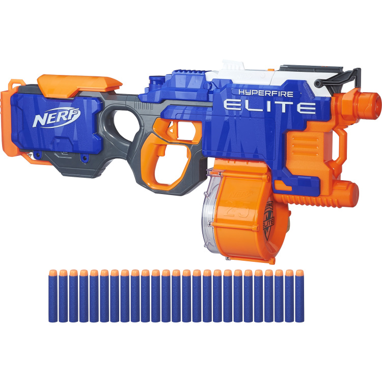 NERF N-Strike Elite Hyperfire Blaster voor €28,50