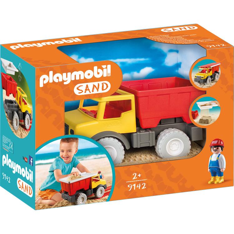 Kiepwagen met emmer Playmobil (9142)