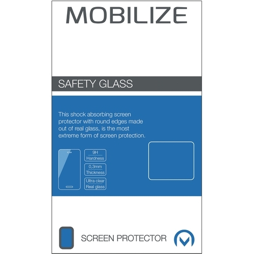 Mobilize Safety Glass Screen Protector Huawei P8 Lite
