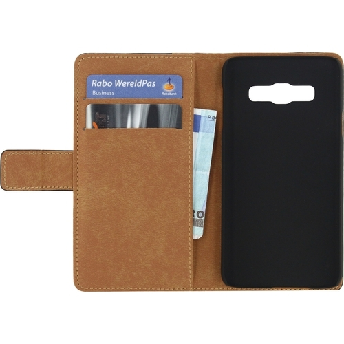 Mobilize Classic Wallet Book Case Samsung Galaxy A3 Zwart