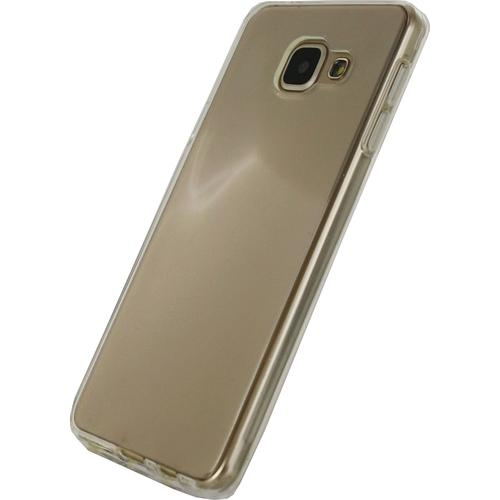 Mobilize Gelly Case Samsung Galaxy A3 (2016) Transparant