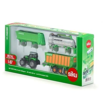 Siku Tractor met Joskinset