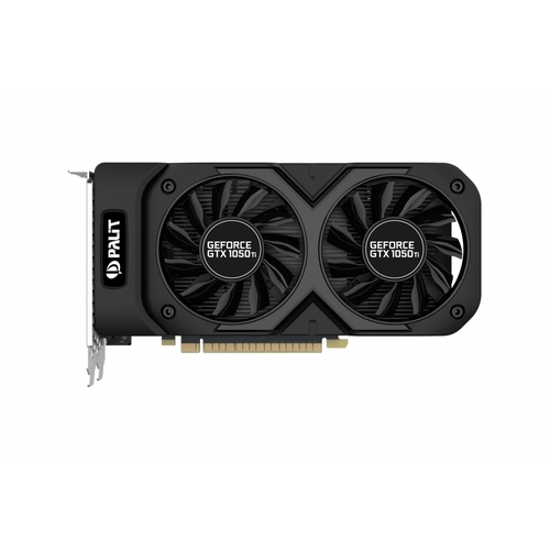 GeForce GTX 1050 Ti Dual OC