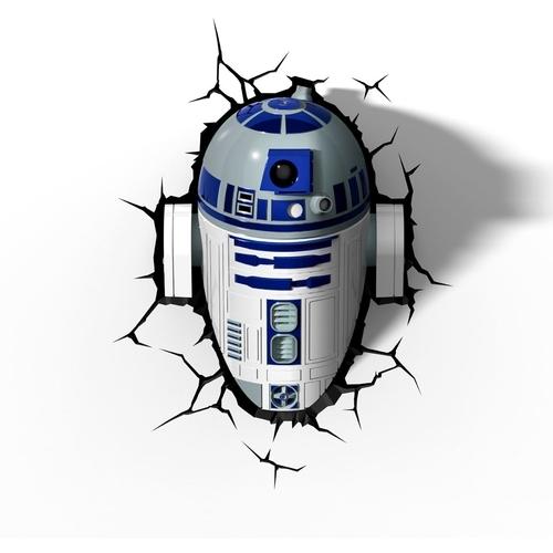 3DlightFX Star Wars R2-D2 verlichting