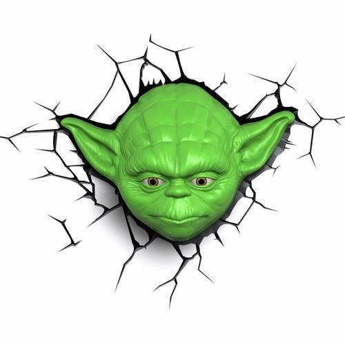 3DlightFX Star Wars Yoda verlichting