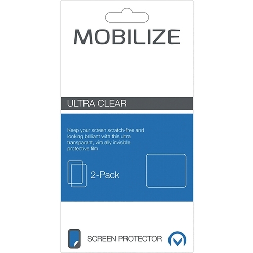 Mobilize Screenprotector Sony Xperia X Compact Duo Pack