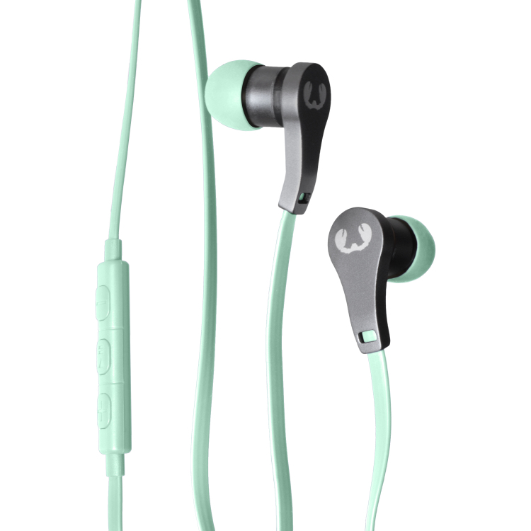 Lace Earbuds Peppermint