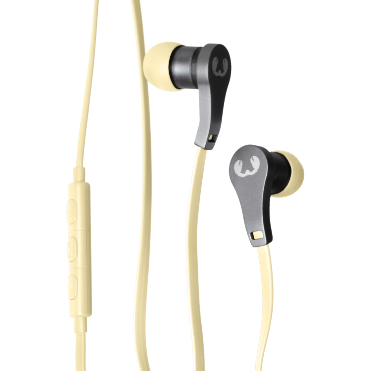 Lace Earbuds Buttercup