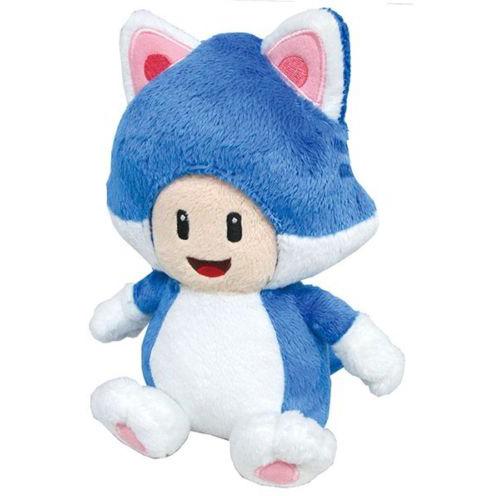 Super Mario Bros.: Cat Toad 8 Inch Plush